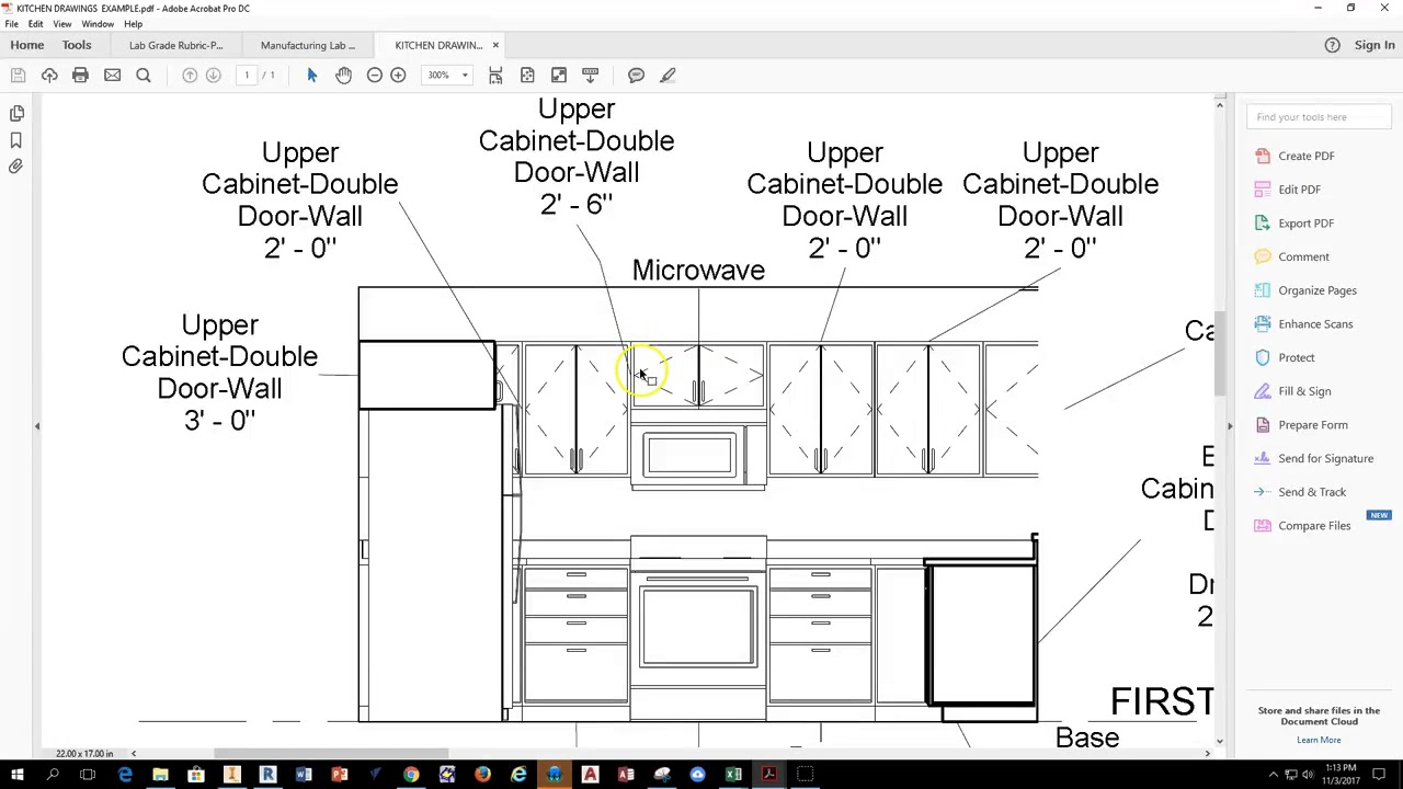 Revit Kitchen Design Example Part 2 Youtube