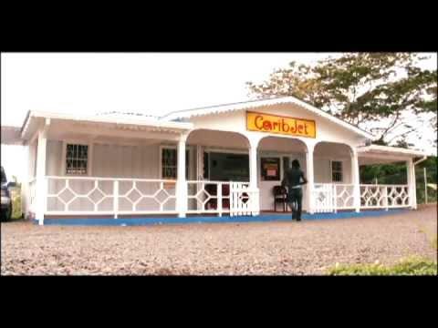 CaribJet TV Grenada Ad