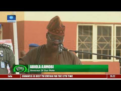 Ajimobi Commissions Oba Akinbiyi Model School, Others