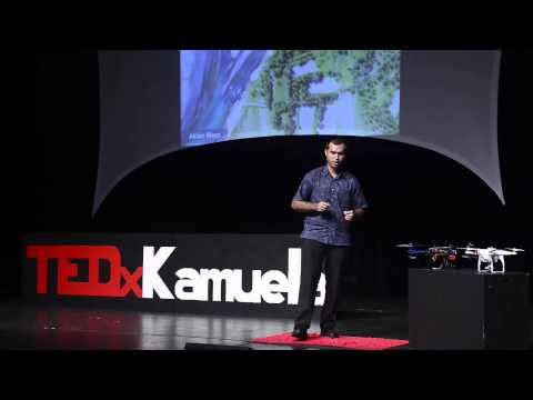 A New Age of Innovation: How Drones Are Changing Our Lives | Nicholas Turner | TEDxKamuela