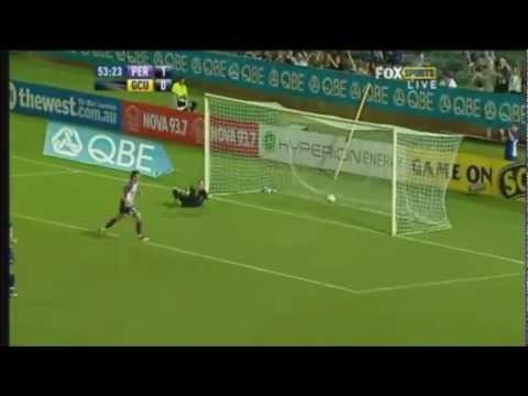 Shane Smeltz - Season Goals 2011/12 | Perth Glory