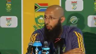Proteas look on bright side of drawn Test