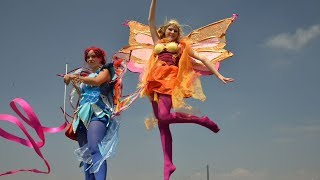 Winx Club Bloomix Cosplay part 2