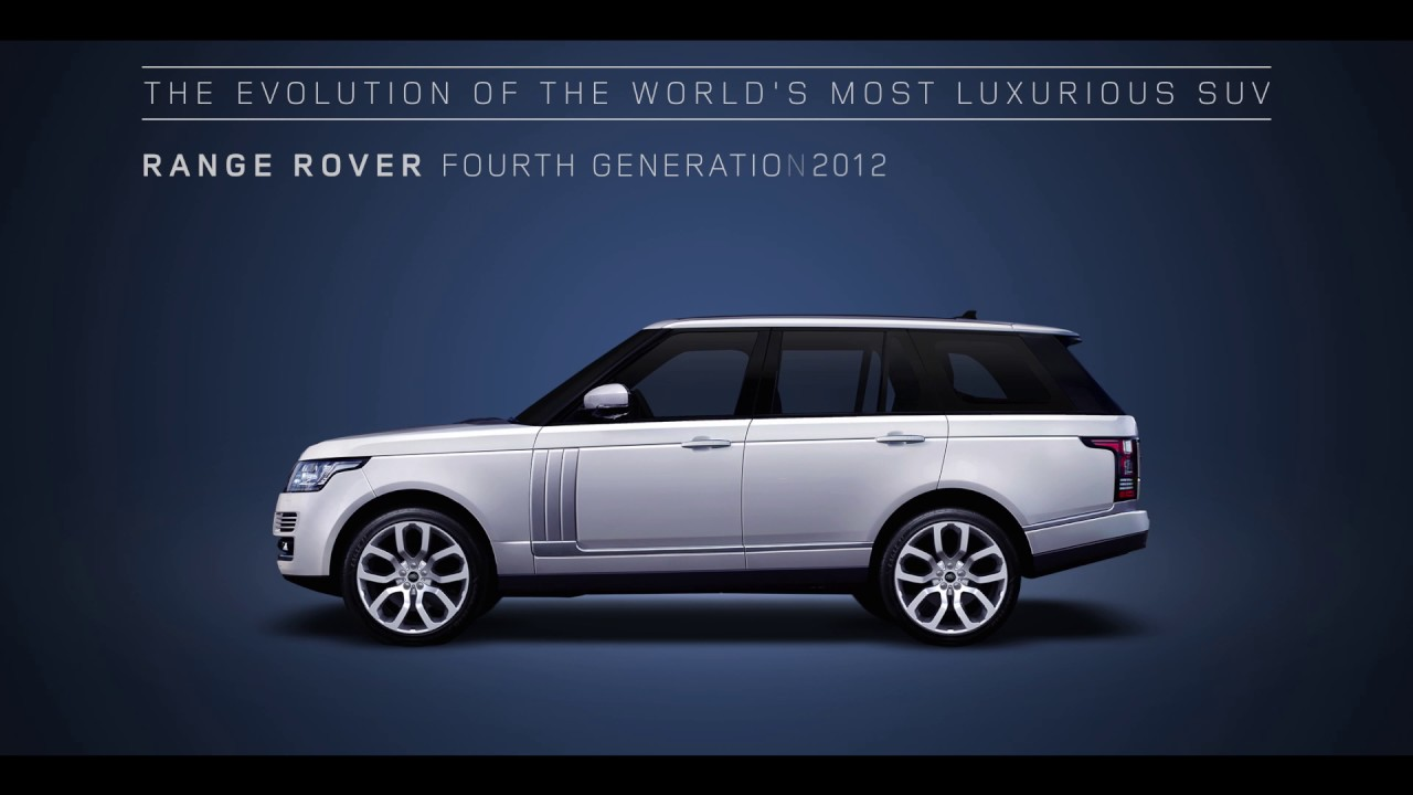 48 years of range rover evolution youtube rh youtube com