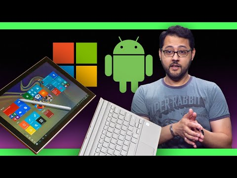 Microsoft to enter the Android game?