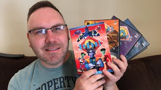 My ReBoot DVD Collection (Livestream Archive)