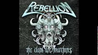 My Blood In The Snow - Rebellion (2009)
