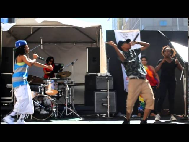 YDP Performs at Oakland Pride