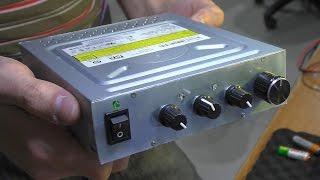 Самодельный усилитель звука 2 х 15 Вт (на м/с TDA7297 + TDA1524). Обзор, строение и демонстрация
