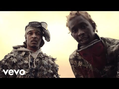 T.I. - I Need War ft. Young Thug