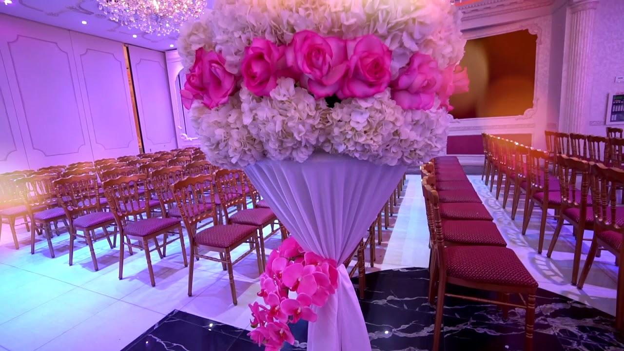 The Most Luxurious Vip Wedding Decor 2018 Youtube