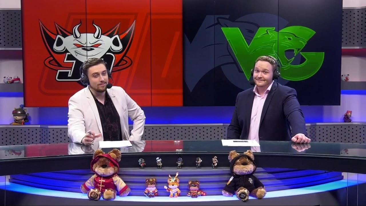 ES vs. OMG | JDG vs. VG - Week 7 Day 3 | LPL Summer Split (2020)