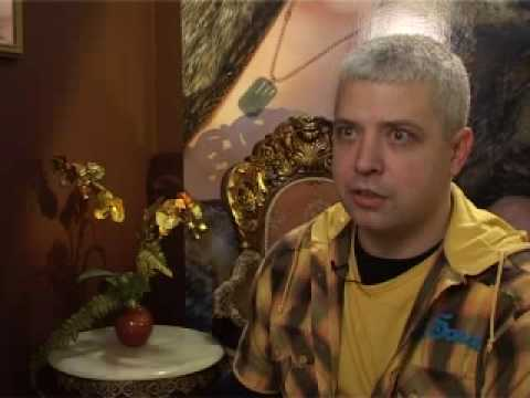 Комиссар - Передача на Ren TV (Official Live Video) - лидер Алексей Щукин