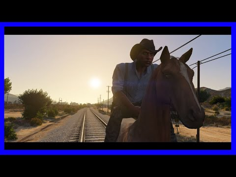 Lil Nas X - Old Town Road (GTA 5 VIDEO CLIP) (HD 1080p)