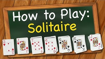 How to Play: Solitaire (Klondike)