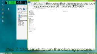 Simple how to: Clone your hard drive to SSD or HDD (with Macrium Reflect)!