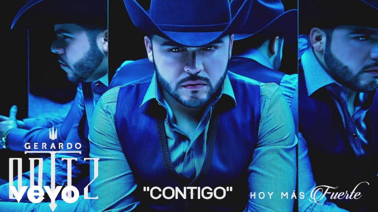 Gerardo Ortiz - Contigo (Cover Audio)