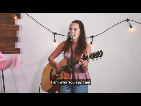 Who You Say I Am (cover) - Freedom Worship