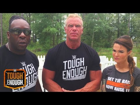 The coaches vent about Patrick's elimination: WWE Tough Enough Digital Extra, July 22, 2015