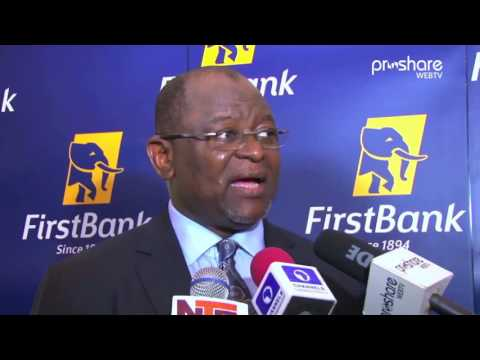 First Bank CEO gives perspective on Agric Financing in Nigeria