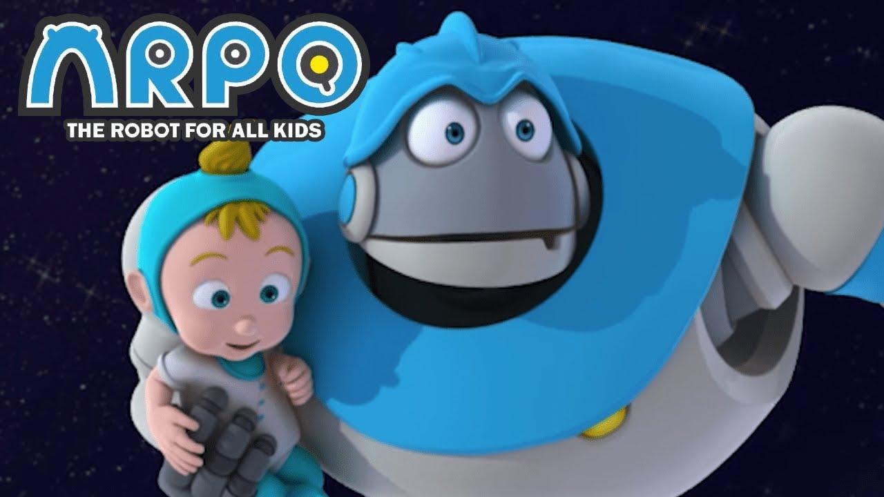 ARPO The Robot For All Kids - Knock Knock Whos Where | Full Episode | Cartoon for Kids