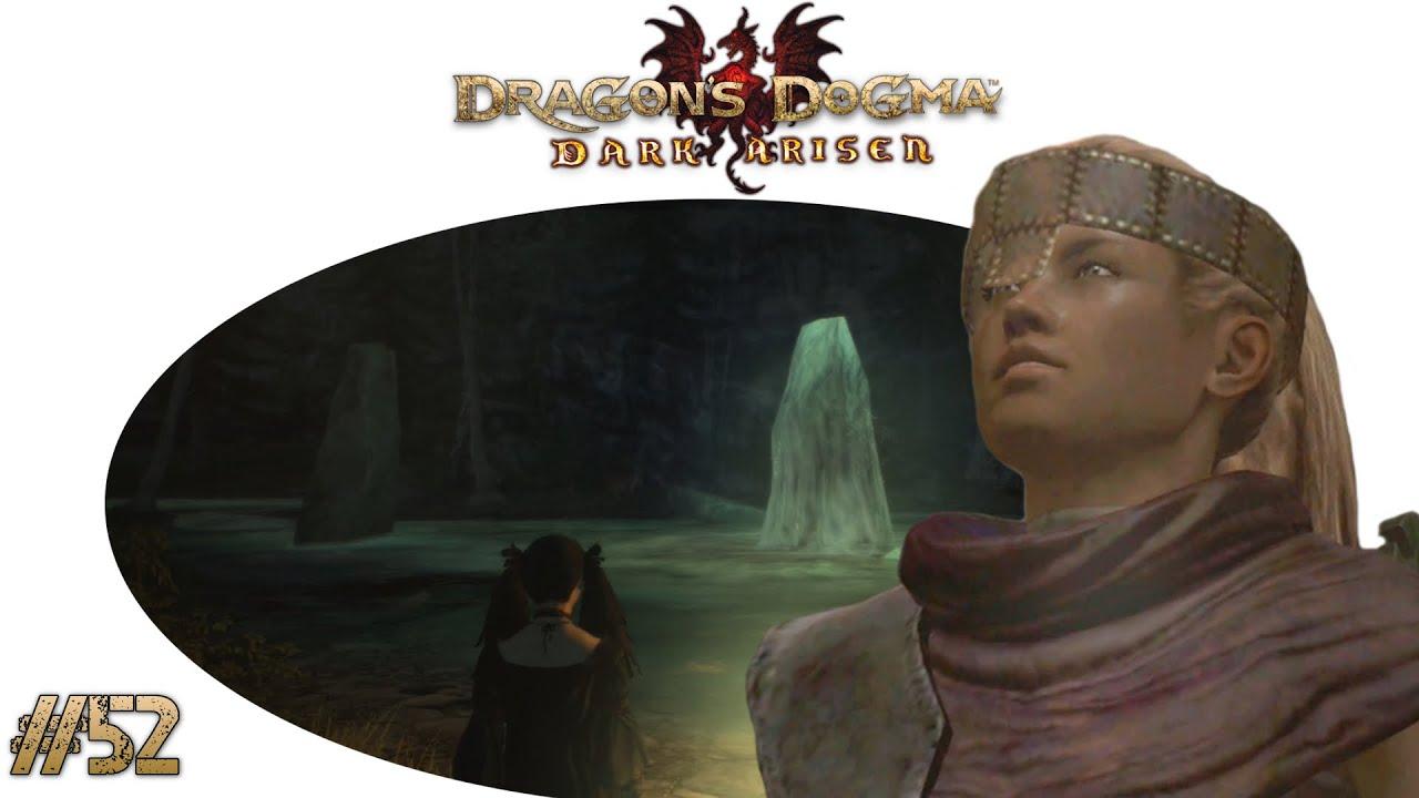 DragonS Dogma Goldene Figur