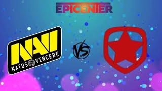 [RU] Natus Vincere vs. Gambit Esports - EPICENTER Major 2019 CIS Closed Qualifier BO1 @4liver