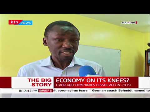 Economy on its knees? Current debt over Ksh. 6.2 Trillion | The Big Story