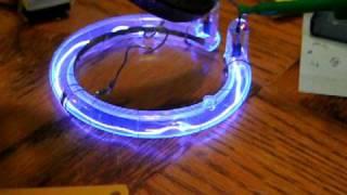 Xenon flashtube plasma #1