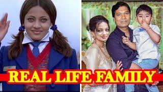 सलमान खान की फिल्म लकी नो टाइम फॉर लव से मशहूर हुई अभिनेत्री स्नेहा उल्लाल की यह रियल लाइफ फैमिली