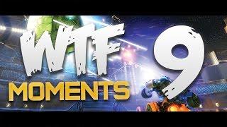 Rocket League WTF Moments (RIZZLE SIZZLE, FUNNY MOMENTS, ضحك, PRO FAILS & MORE!) EP.9