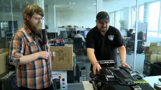 Die größte PC-Maus der Welt: DCMM Colossus - verrückte Casemod von Ali Abbas