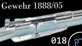 How It Works: German Gewehr 1888/05