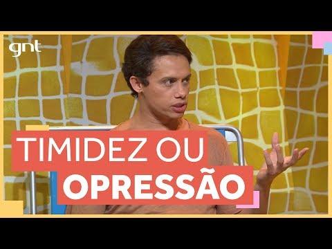 Silvero Pereira fala da diferença entre opressão e timidez | Papo de Segunda Verão | Tema da Semana