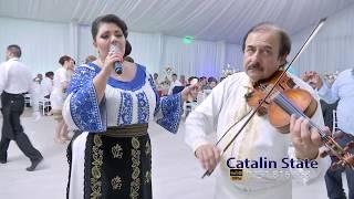 Anisoara Dabija & Nicolae Botgros Orchestra Lautarii - LIVE - Colaj - Hore si Sarbe - Nunta Homocea