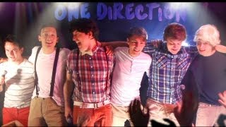 One Direction - One Thing Parody Behind The Scenes!