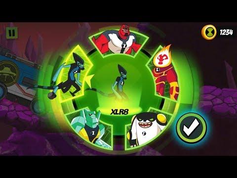 Ben 10 Alien Race - Gameplay Walkthrough Part 5 XLR8 (Android)
