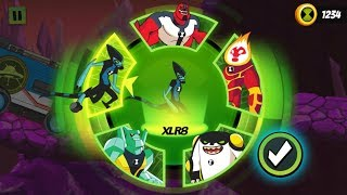 Ben 10 Alien Race - Gameplay Walkthrough Part 5 XLR8 (Android)