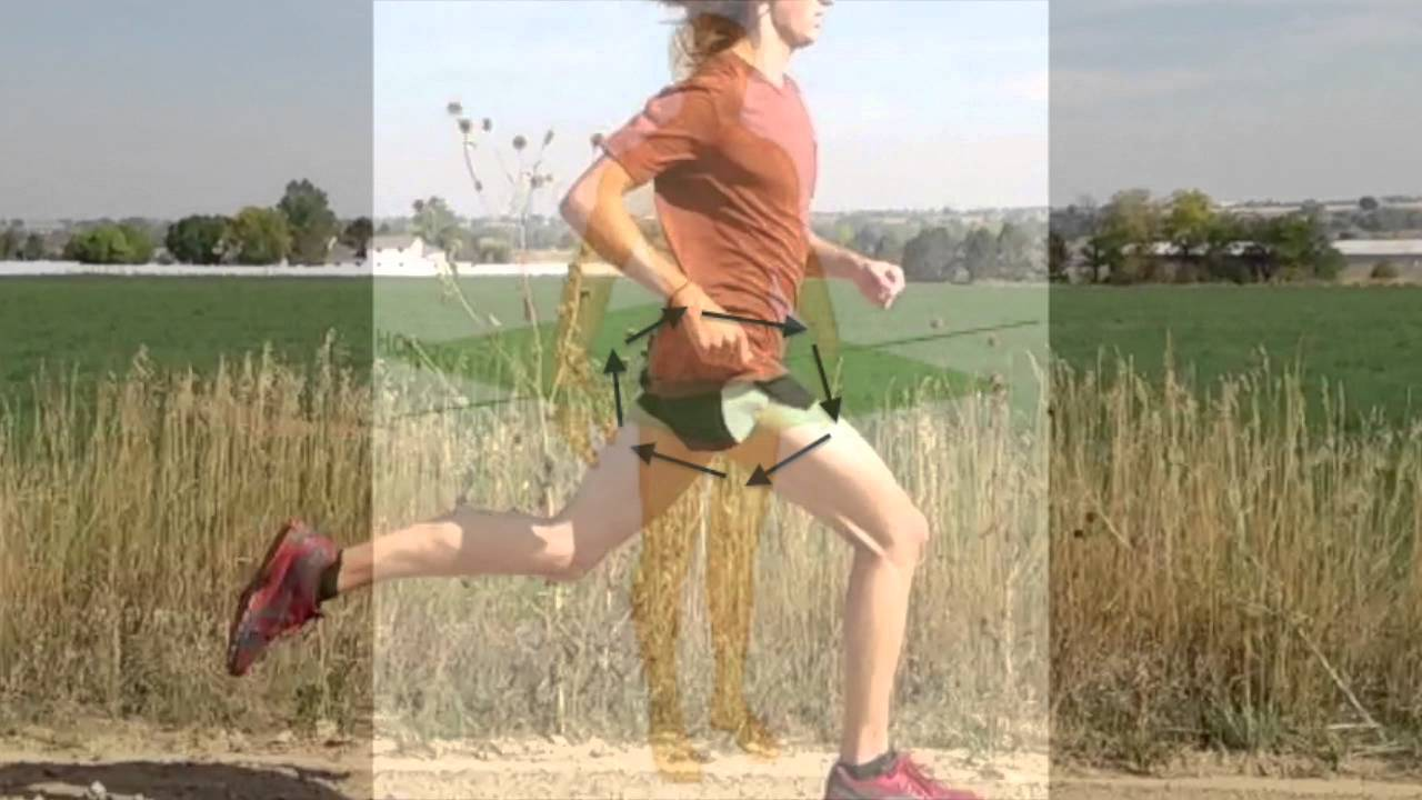 how to fix running form