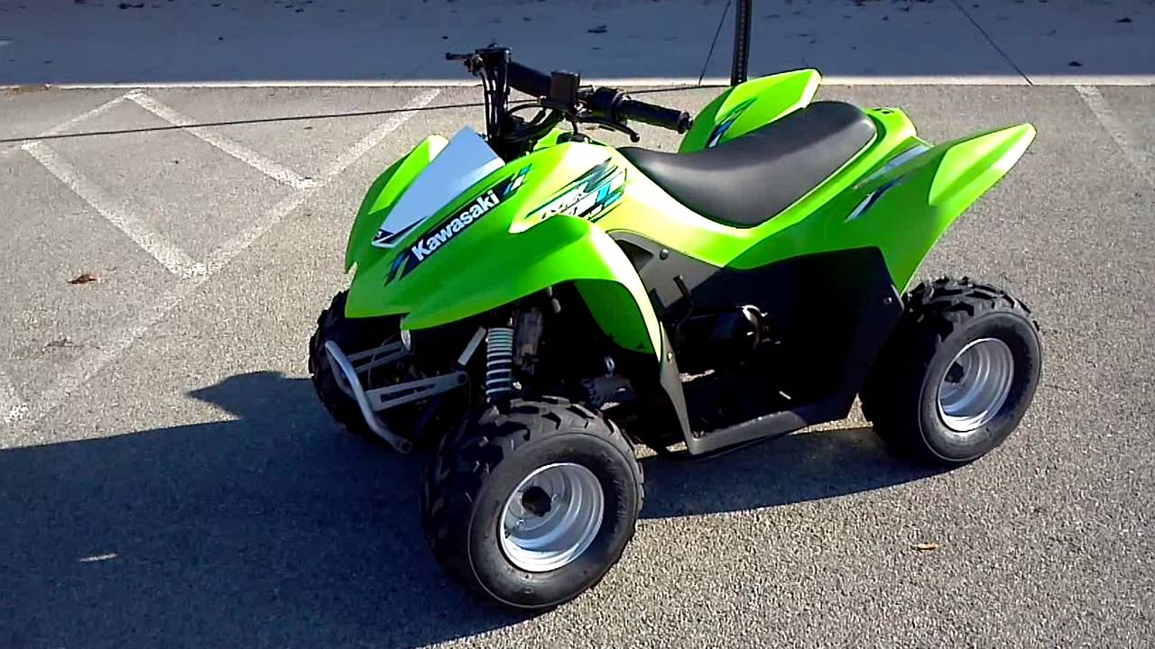 Kawasaki Kfx  For Sale