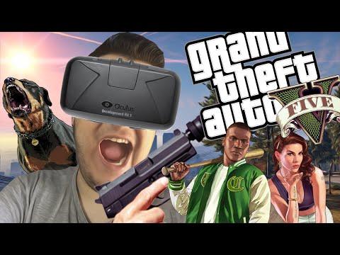 LOS SANTOS EN REALIDAD VIRTUAL GTA 5