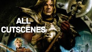 Gauntlet: Seven Sorrows All Cutscenes (Game Movie)(HD)