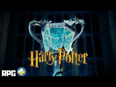RPG Do Harry Potter Para Download - RPG Feito Em Python