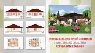 """Проект дома """"Ташкент"""""""