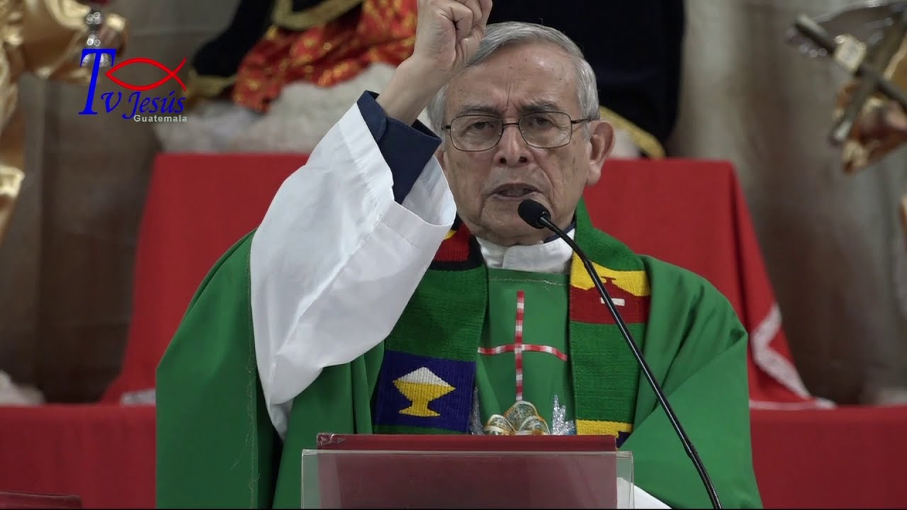 Tv Jesus. Tema: Nuestra Cruz. Padre Hugo Estrada sdb