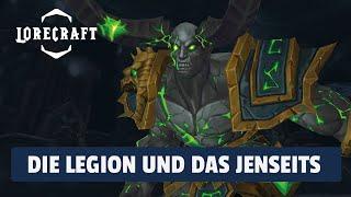 Shadowcheck - Lore: Die Legion und das Jenseits | World of Warcraft