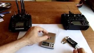 Superior Hobby RSFSB mini 8CH S-FHSS/SBUS receiver quick analysis (Courtesy Superior Hobby)
