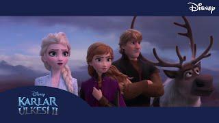 Disney'den KARLAR ÜLKESİ 2 l İLK RESMİ FRAGMAN