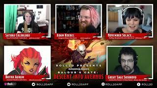 Episode 3 - Roll20 Presents: Baldur's Gate: Descent into Avernus