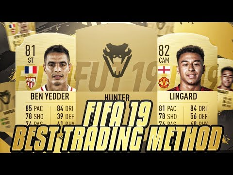 THIS IS THE BEST TRADING METHOD ON FIFA 19.. thumbnail